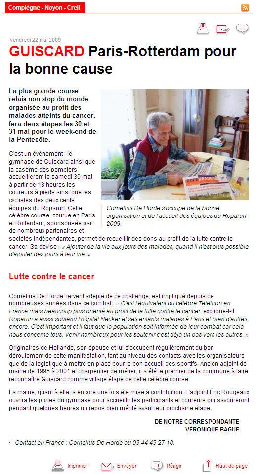 malade étapes cancer